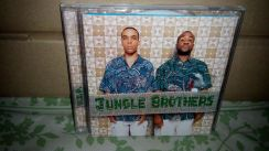 CD Jungle Brothers - VIP