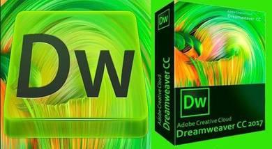 WINDOWS MAC Adobe Dreamweaver CC 2017.5