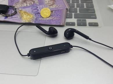 S6 BT4.1 Wireless Earphone Earpods Bluetooth