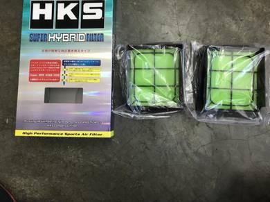 Hks super hybrid filter FOR NISSAN SKYLINE R35 GTR