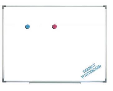 Magnetic White board size 4 feet (H) x 6 feet (W)