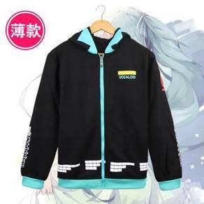 Hatsune Miku long sleeve swaeter hoodie
