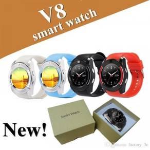 New V8 Smart Watch Touch Screen Bluetooth