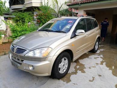 Used Ssangyong Kyron for sale