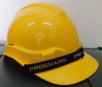 Safety Helmet (Yellow/White) Proguard