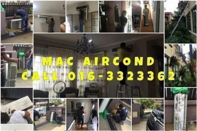Desa Pandan/KL/Selangor Aircond/Aircon