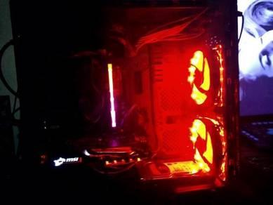 1050Ti 4gb 8gb RAM PC