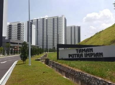 Vesta View Taman Putra Impian near Putra Cyber Jaya