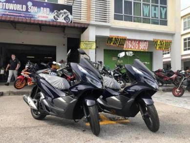 2020 New Honda PCX150 Hybrid Scooter
