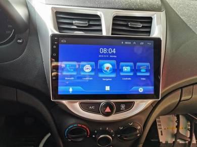 """Hyundai i-25 2012-2017'9""""android player"""