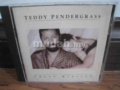 CD Teddy Pendergrass - Truly Blessed