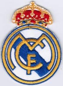 LFP La Liga Real Madrid Club de Futbol Spain Patch