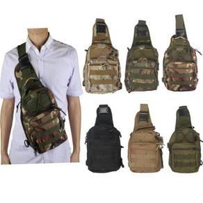Beg Silang /Army Camo Sling Bag 05