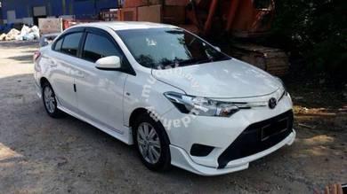 Toyota Vios 2014 TRD Bodykit