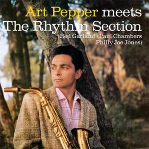 Art Pepper Art Pepper Meets The Rhythm