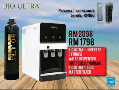 Penapis air combo set 3 suhu dan master filter