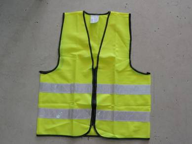 Safety Vest Reflective