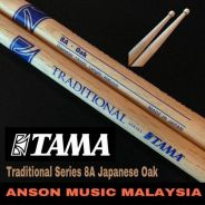 Tama Traditional Series 8A Japanese Oak Drumstick