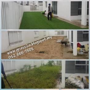 Rumput Carpet dan tanam rumput