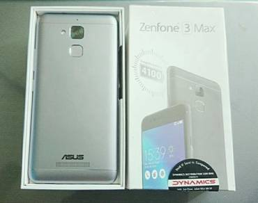 Zenfone 3 max 5.2