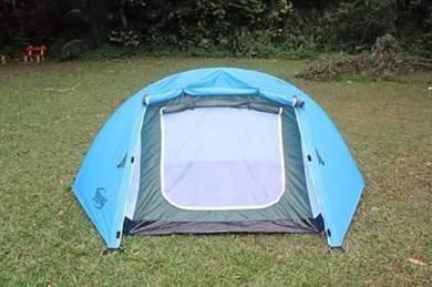 Khemah Monopole 2 persons tent