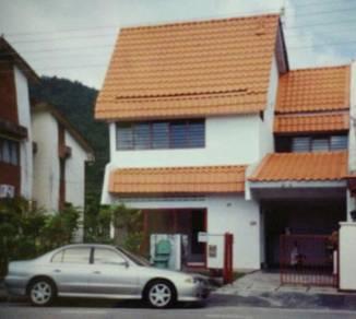 Double Storey Semi Detached Penang (Gelugor)