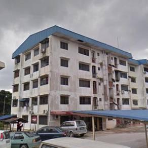 Flat pkns Seksyen 24, Shah Alam block 53 tingkat 4