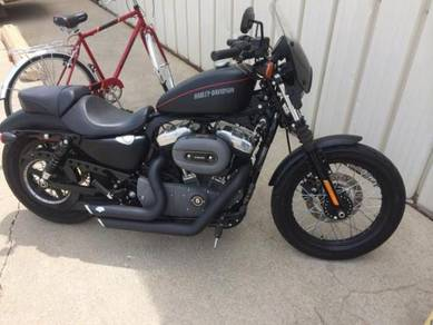 Harley davidson forth eight