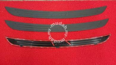 Perodua myvi rear bumper protector bumper guard