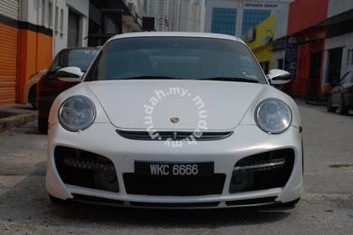 Porsche carerra 997 Techart Bodykit 997 GT3 bodyki
