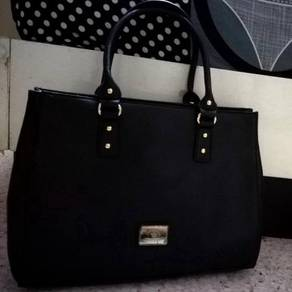 Santa Barbara polo handbag bag office OL formal