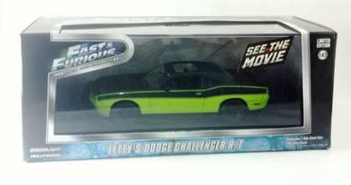 Greenlight F&F Letty's Dodge Challenger R/T