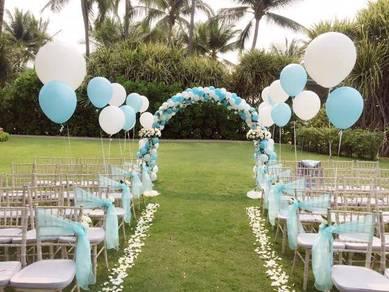 675) Wedding balloon