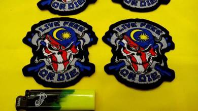Patches harley davidson hd04