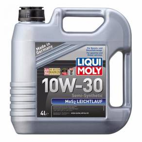 Liqui Moly MoS2 10w30 10w40 Semi Synthetic 4L