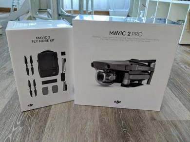 New Latest DJI Mavic 2 Pro Drone/FLY MORE