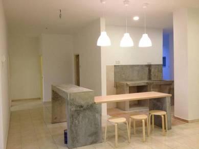 Cheras Taman Kemacahaya Casa Suria 4 bedrooms large unit low density