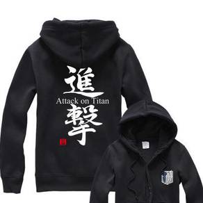 Attack on titan sweater hoodie