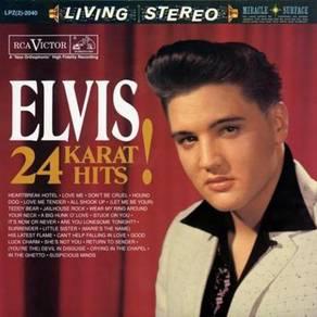 Elvis Presley Elvis 24 Karat Hits Hybrid Stereo