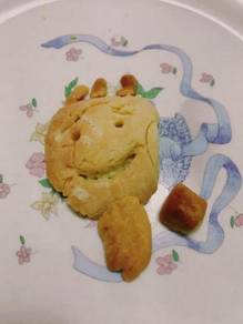 Limited art cookie decoration