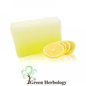 Pure Lemon Essential Oil Handmade Soap 80g
