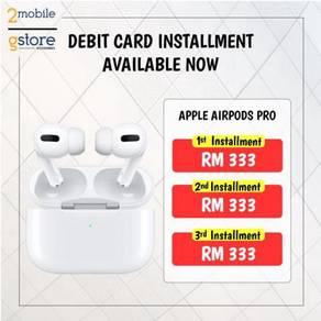 Apple Airpods Pro Debit Card Installment 3 Months