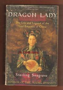 DrAGON LADY- Cheng Dynasty story book