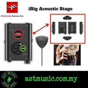 IKMultimedia iRig Acoustic Stage
