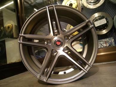 Vossen cv5 V5 16inc rim for EXORA NAZA RIA