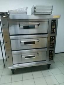 Sigma 3deck oven