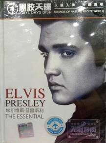 IMPORTED CD Elvis Presley The Essential 3CD