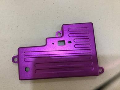 Battery Case Top Cover For 1/10 Nitro Car 102064