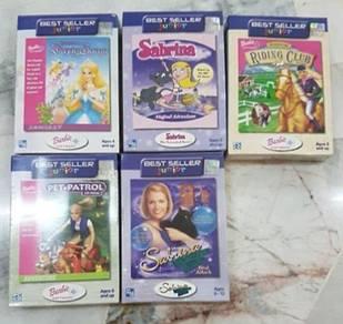 Original Girls Video Games ( PC ) 5pcs