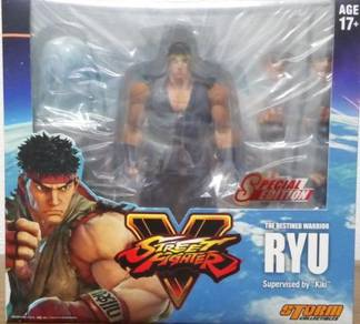 Storm Collectibles SFV Ryu Special Edition (MIB)